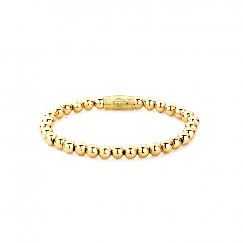 Yellow Gold Only - 6mm