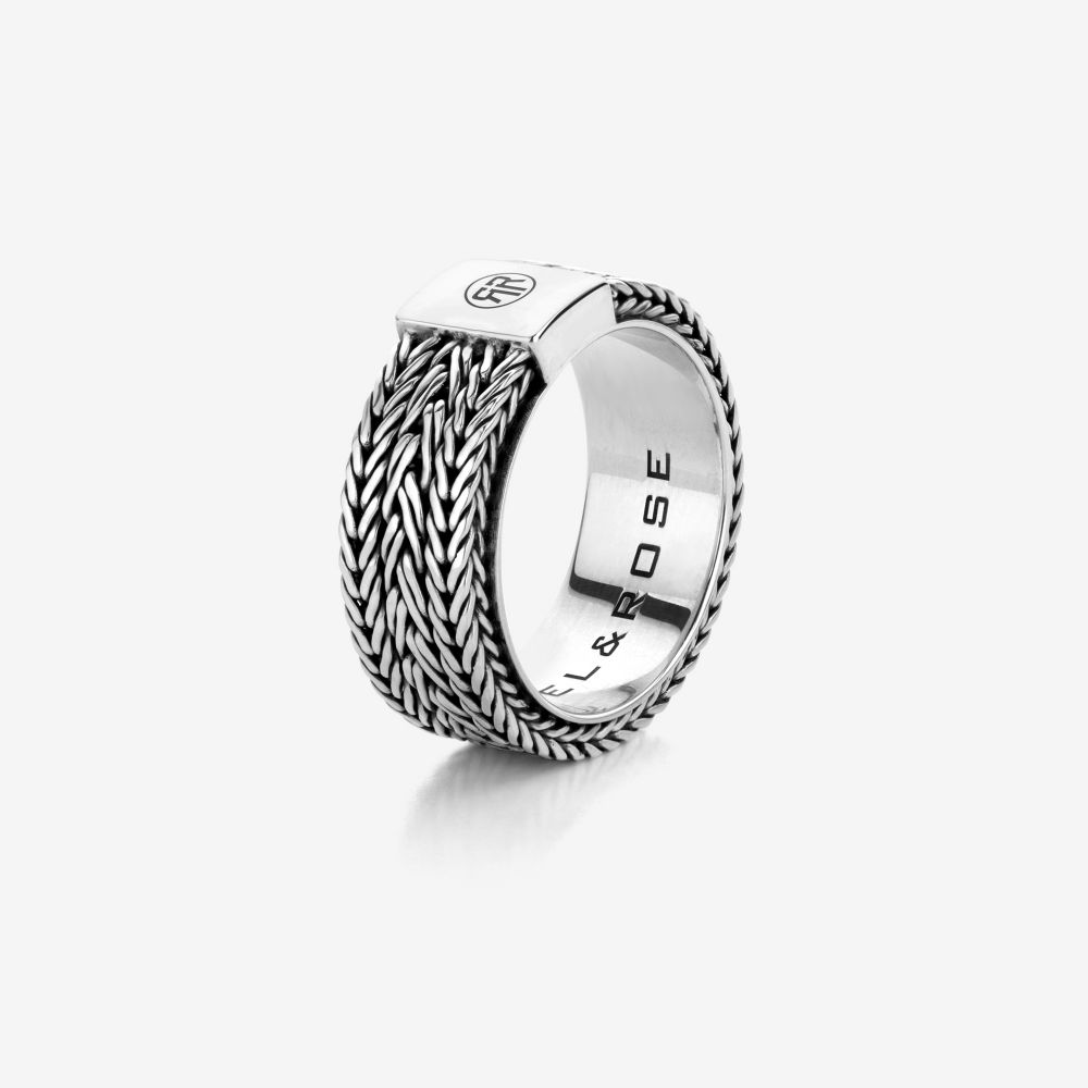 Sterling Silver Rings - Ring Triton