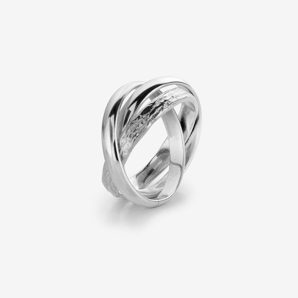 Sterling Silver Rings - Ring With Love