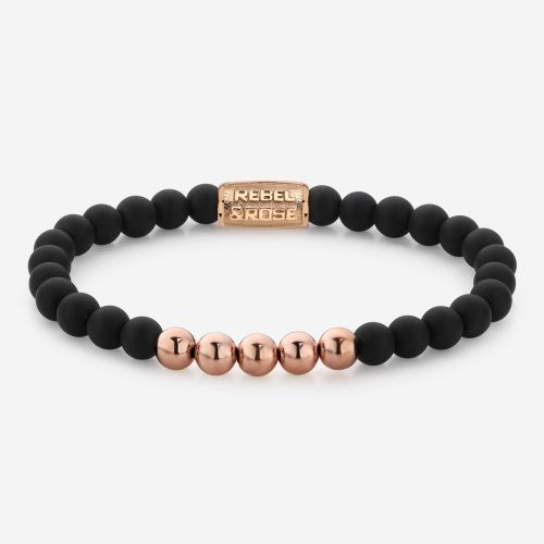 More Balls Than Most - Mad Panther II - 6mm - rose gold plated