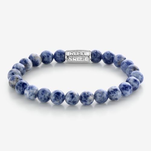 Stones Only - Dutch Delfts Blue - 8mm