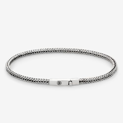 Sterling Silver Line - Small Link 3mm